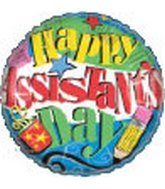 "18"" Happy Assistant&#39s Day Pencil"